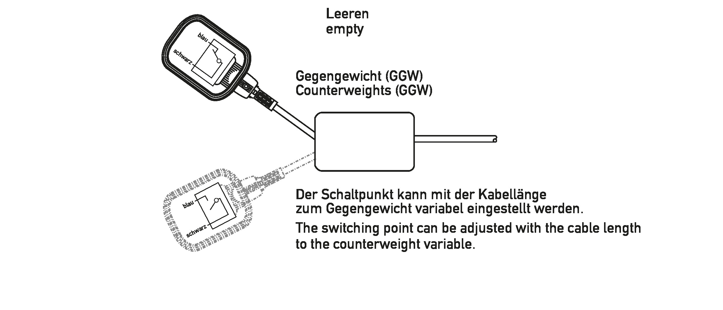 Doepke Float Switches Champ 1 Gs L 10 M Two Switch System Schematic Wiring Diagram With Switching Status